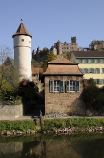Kittsteintor in Wertheim