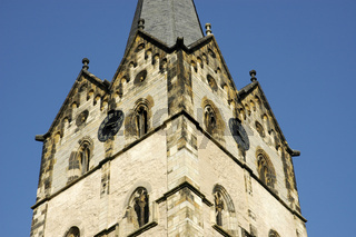 Church tower of the cathedrale