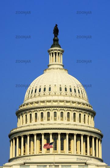 The Capitol in Washington DC, USA