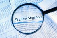 Magnifier focusses job offers