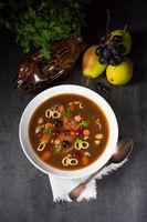 Czerninaa is a traditional Polish soup