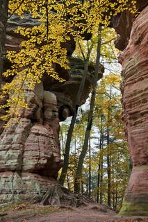 Altschloßfelsen Eppenbrunn
