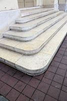 staircase of marble