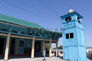 Dunganische Moschee, Karakol, Kirgisistan