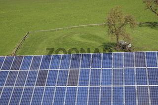 Photovoltaikfläche
