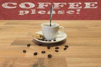 Coffee please