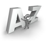 Search-Man - A to Z