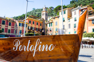 Portofino landmark detail