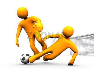 Tackle Soccer