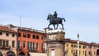 Equestrian Statue of Gattamelata by Donatello