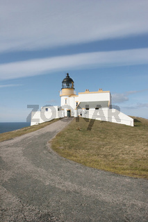 Stoer Head Lighthouse. Scotland