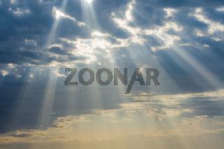 Sonnenstrahlen lightray