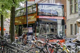 Münsterbus, Stadtrundfahrten, Münster, NRW
