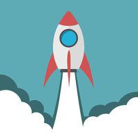 Startup - Rocket launch