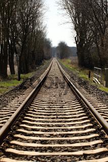 Schienenverkehr. Deutschland