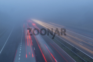 Motorway Fog