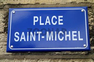 Kirche von Saint-Michel in Dijon