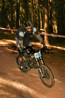 Downhill am Inselsberg