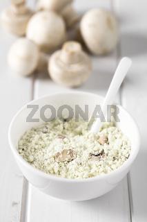 Instant Mushroom Soup Powder
