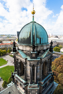 dome of Berlin Cathedral (Berliner Dom)
