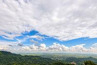 Doi Mae Salong mountain