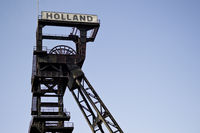 hoist frame