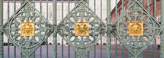 Royal Palace Fence
