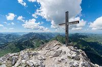 Summit Mt. Widderstein