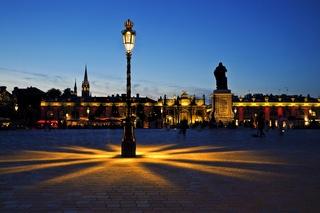 Place Stanislas, Nancy, Lothringen, France