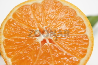 half clementine