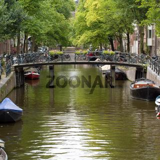Bruecken 001. Amsterdam. Niederlande