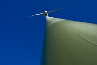 Windkraftanlage bei Haaren I