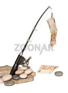 Fishing money