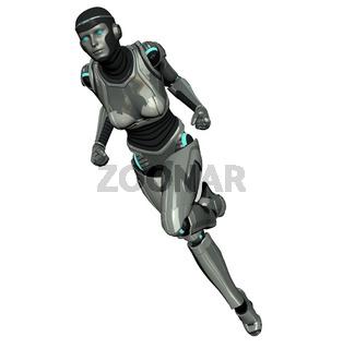 Robotfrau