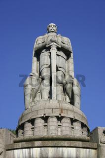 Das Bismarckdenkmal