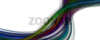 Abstract elegant panorama background design with space for your text
