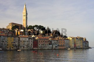 Morgenstimmung | Early morning in Rovinj
