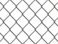 Chain link fence pattern. Industrial style wallpaper