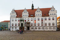 Town Hall with Melanchthon