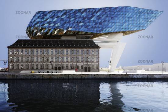 Port House, Antwerp, Flanders, Belgium