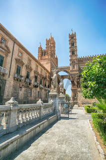 Palermo Cathedral is the cathedral church of the Roman Catholic Archdiocese of Palermo