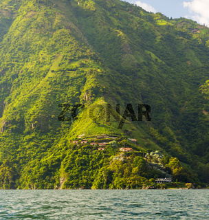 Lodges on Lake Atitlan