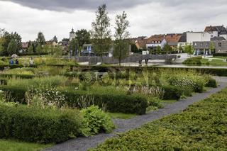 Ehemaliges Gartenschaugelände Fischhofpark Tirschenreuth