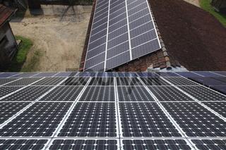 Solarstrom Module