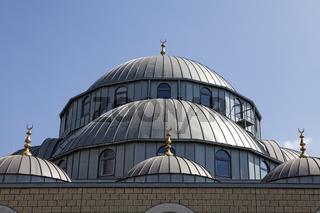 Ditib-Merkez-Moschee, Duisburg-Marxloh, Ditib-Merkez Mosque, Ger