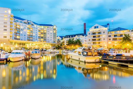 Chelsea Harbor