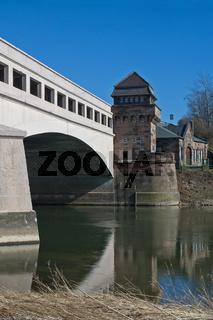 Wasserstrassenkreuz in Minden