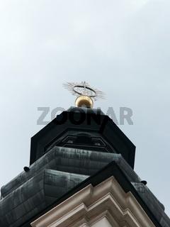 Kirchturm Straden