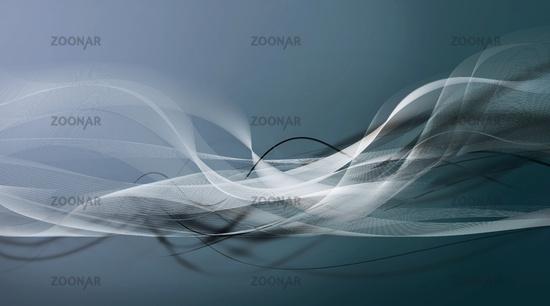 motion lines gradient banner horizontal