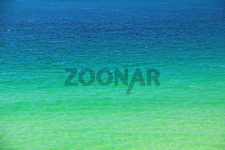 Hintergrund: Meerwasser
